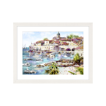Picture of Dubrovnik Harbour - MP46