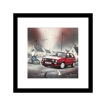 Picture of Golf GTI - A22