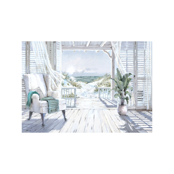 Picture of Beach Whispers - Canvas
