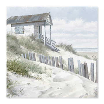 Picture of Pathway To The Beach I - Canvas
