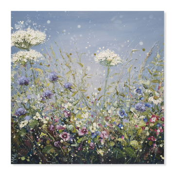 Picture of Busy Bees - Canvas