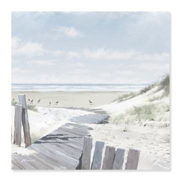 Picture of Pathway To The Beach II - Canvas
