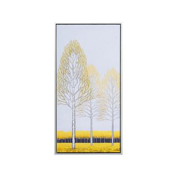 Picture of Ochre Poplars I SE - LS3