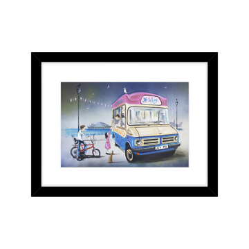 Picture of Ice Cream Days - A22