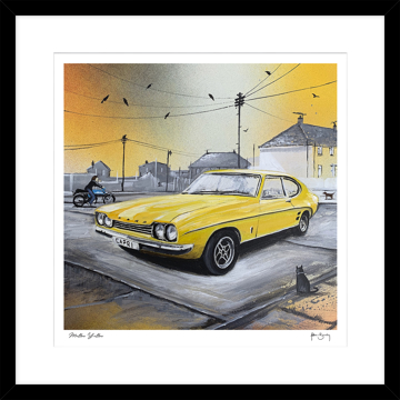 Picture of Mellow Yellow - A22