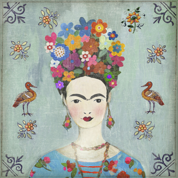 Picture of Frida - Canvas