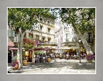 Picture of Cafés in the Square SE - MP120 / WS6