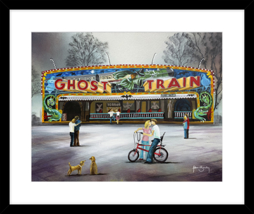 Picture of Fairground Attraction - A22