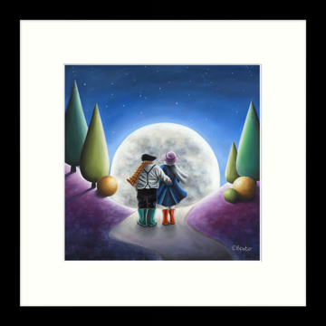 Picture of By The Silvery Moon - A22